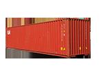 Container maritime de 12m