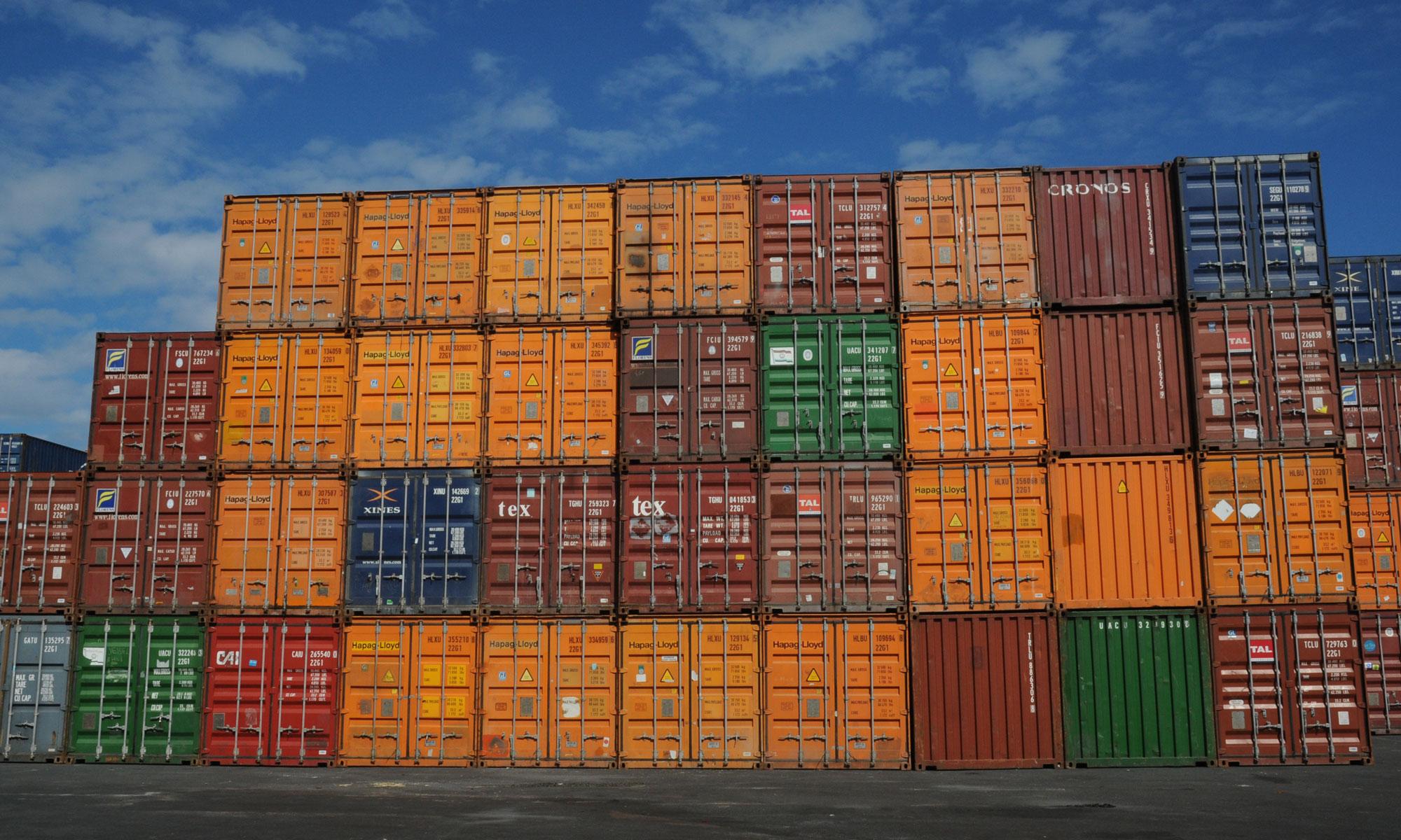 Réunion Container