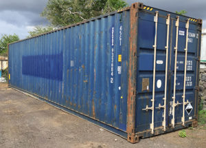 Container d'occasion 12m