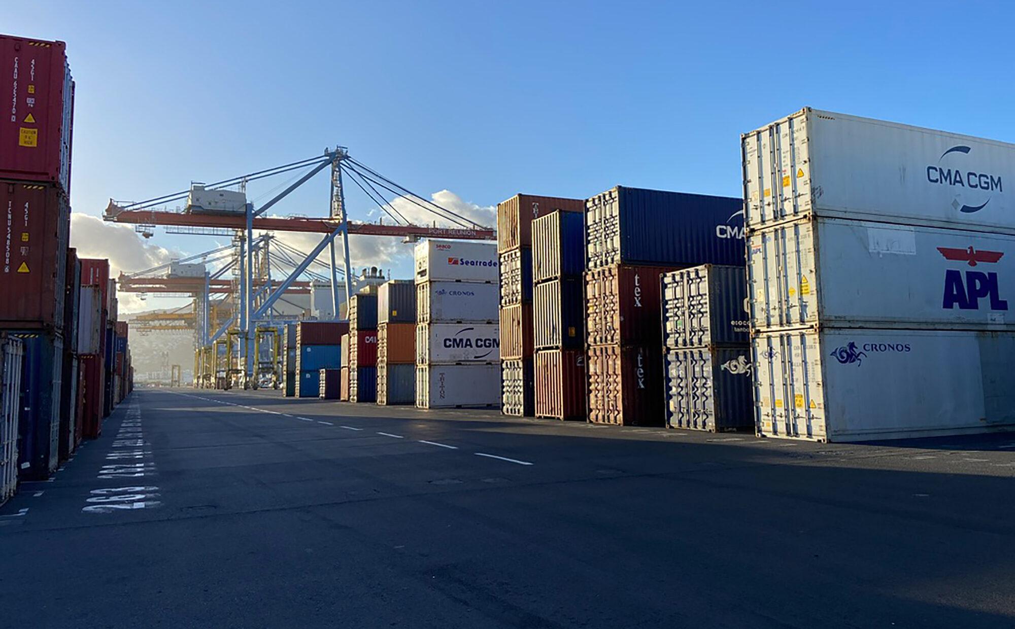 ACM Réunion Container